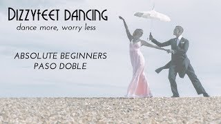 Paso Doble - Absolute Beginners & Beginners Plus