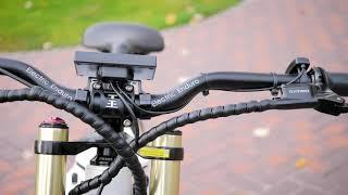 Электровелосипед 200км 55кмч Enduro STAYER 2019