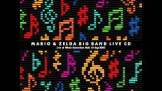 Mario & Zelda Big Band Live CD Track 18: Encore (Slider)