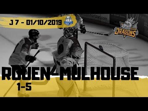 Hockey Rouen Calendrier.Dragons De Rouen