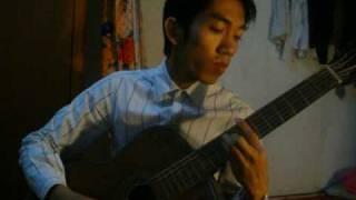 Độc tấu guitar: Tuổi đá buồn - Trịnh Công Sơn - Trần Văn Phú