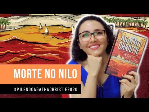Morte no Nilo (#PJLendoAgathaChristie2020) Livro 1 | DE LIVRO EM LIVRO
