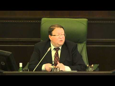 Заседание Президиума ВАС РФ 02.12.2010_часть 1