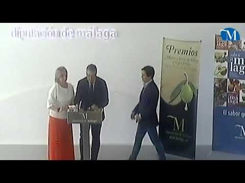 Entrega de los XVIII Premios al Mejor Aceite de Oliva Virgen Extra de la Provincia de Málaga