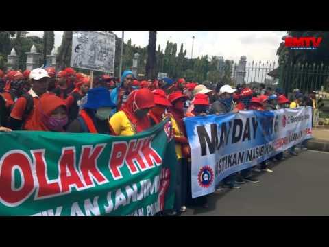 Hari Buruh Dan Memperjuangan Peningkatan Kesejahteraan