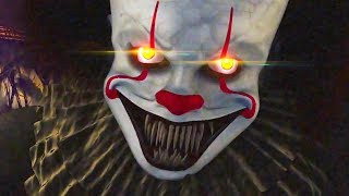 WE ALL FLOAT DOWN HERE   IT Pennywise Game