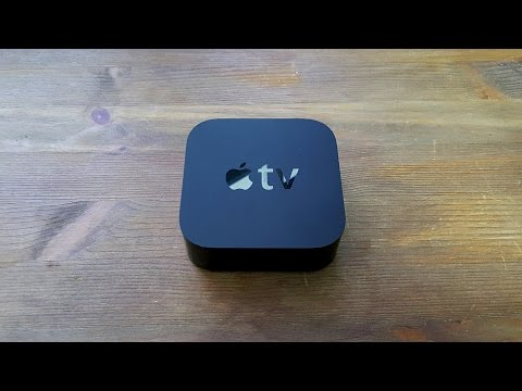 Обзор Apple TV Gen 4 (32Gb, black, R912RS/A)