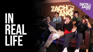In Real Life Talks Crazy AF, Living Together + A Freestyle from Michael Conor