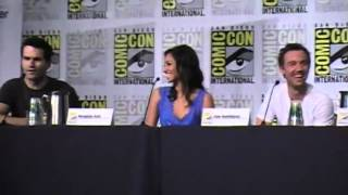 SDCC 2012 Being Human Panel 9 - BeingFans