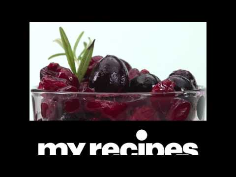 How to Make Roasted Cranberry Sauce