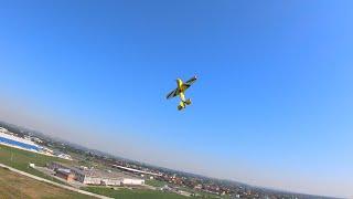 Лётный день   РУ самолёты   Аэродром Подгородное   RC Flying Day   Gopro Hero 7 Black   FPV