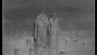 Dante's Inferno Cantos XXXII-XXXIV