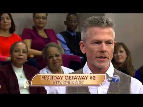 Mark Murphy on Windy City Live Chicago ABC7 Part 2 (12/02/2015)