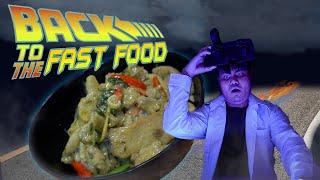 Back to the Fast Food เจาะเวลาหาของอร่อย (แกงเขียวหวานสูตรเด็ด)