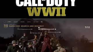 Beatboxing in call of duty WW2