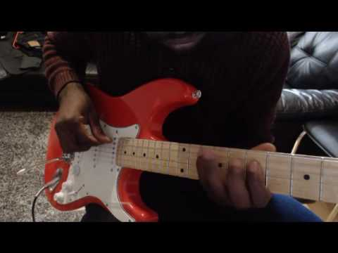 How to play to Praises on lead guitar MaKOSA