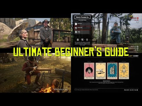 Red Dead Online Ultimate Beginner's Guide, Everything You Need To Get Started!