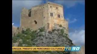 preview picture of video 'Riapre il Castello Rufo Ruffo di Scaletta Zanclea'