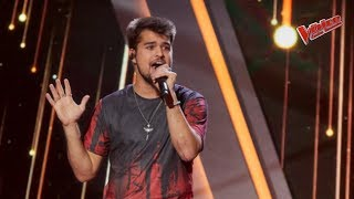 Maik Vitoušek - Nirvana : Where Did You Sleep Last Night | The Voice Česko Slovensko 2019