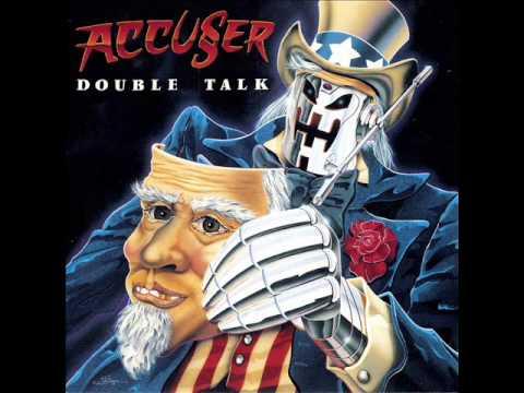 Accuser - Double Talk 1991 full album