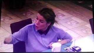 Дом 2 видео Саша Гозиас ругается матом   Александра Гозиас