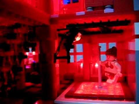 Tanzfläche aus dem Lego Girls Club