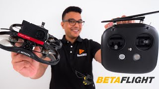How To Use BetaFlight And Change Settings For Smooth Flight | Cinematic FPV Beginners Guide Part 5