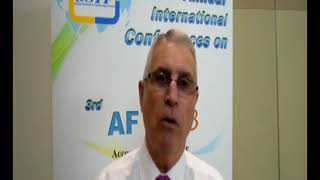 Prof. the Hon. Dr. Stephen Martin at AF Conference 2013 by Global Science