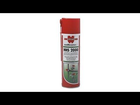 HHS 2000 Spray 500 ml. Cód. N°20893 106