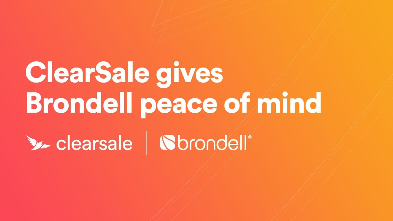 Testimonial - Brondell (en inglés)