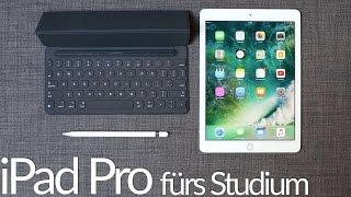 iPad Pro - Perfekter Begleiter für die Uni? - dooclip.me