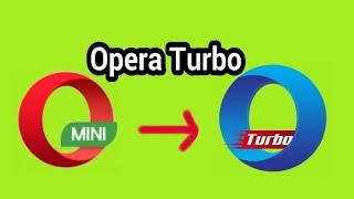 How to Enable Opera Turbo - Самые лучшие видео