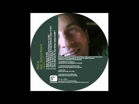 Phil R. feat. Dihann Moore - Agape Love (Jonny Montana & Craig Steward Remix)