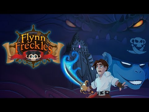 Flynn & Freckles - Trailer 2 - Become a pirate thumbnail