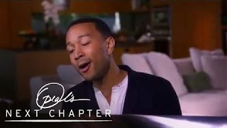 "John Legend Performs ""Ordinary People"" 