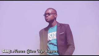 Harmonize Latest Never Give Up Cover By SOG