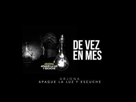 Ricardo Arjona - De Vez En Mes