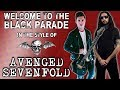 My Chemical Romance - Welcome To The Black Parade (Cover In The Style of Avenged Sevenfold by Cole Rolland)