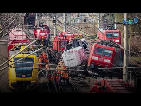 ماليزيا : 213 إصابة في تصادم قطارين