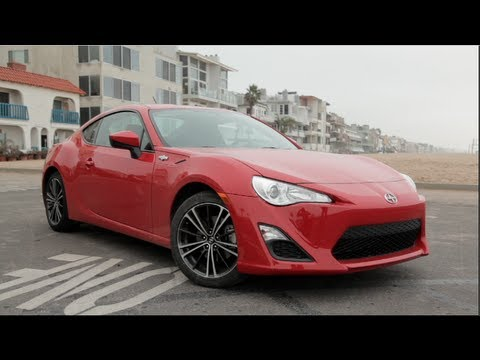 2013 Scion FR-S Review - One Year Later