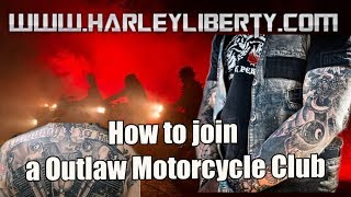 How do I join an Outlaw Motorcycle Club