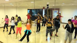 Whatcha Doin' Today by 4 minute @Dance Force part1