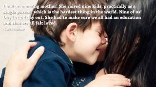 Inspirational Single Parent Quotes That Will Lift Your Mood
