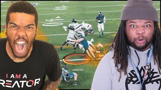 Juice And Flam Battle It Out in Another BEEF GAME! (Madden 20)
