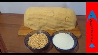 Как приготовить прикормку для кормушки из гороха