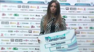 """Интервю с Гала Чалъкова - Спортен талант на """"Еврофутбол"""" за 2015 г."""