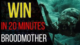 How win matches in under 20 minutes with Broodmother - Dota 2 guide