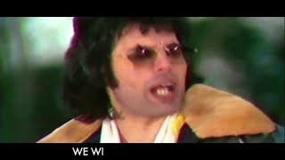 Gambar cover Queen - We Will Rock You (Official Lyric Video)