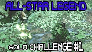 Solo Challenge 1 :: All-Star Legend Week 🞔 Ghost Recon Wildlands 🞔 No Commentary