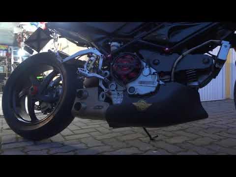 Ducati Monster 900 1994 Valvoloni Smotret Onlajn Na Hah Life